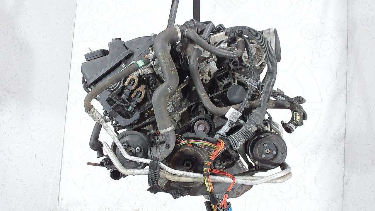 Двигатель (ДВС) BMW 3 E46  1.8 л Бензин