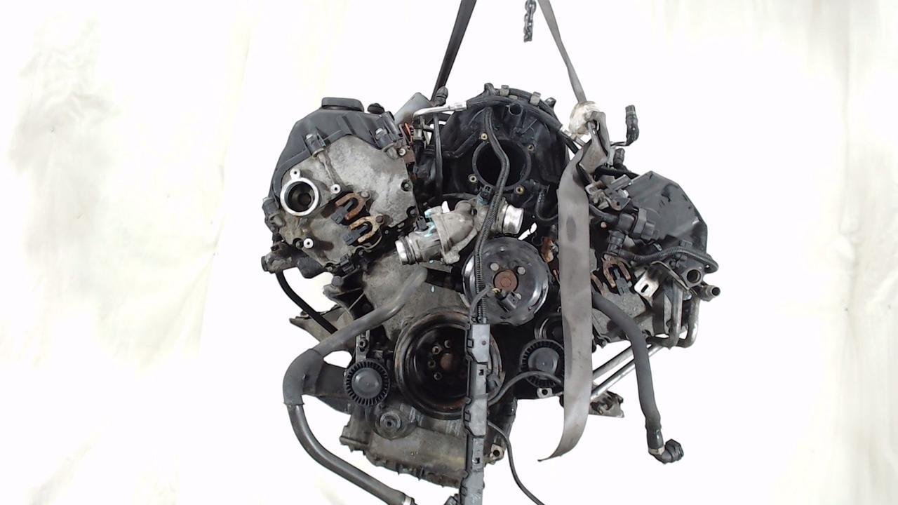 Двигатель (ДВС) BMW X5 E70  4.8 л Бензин