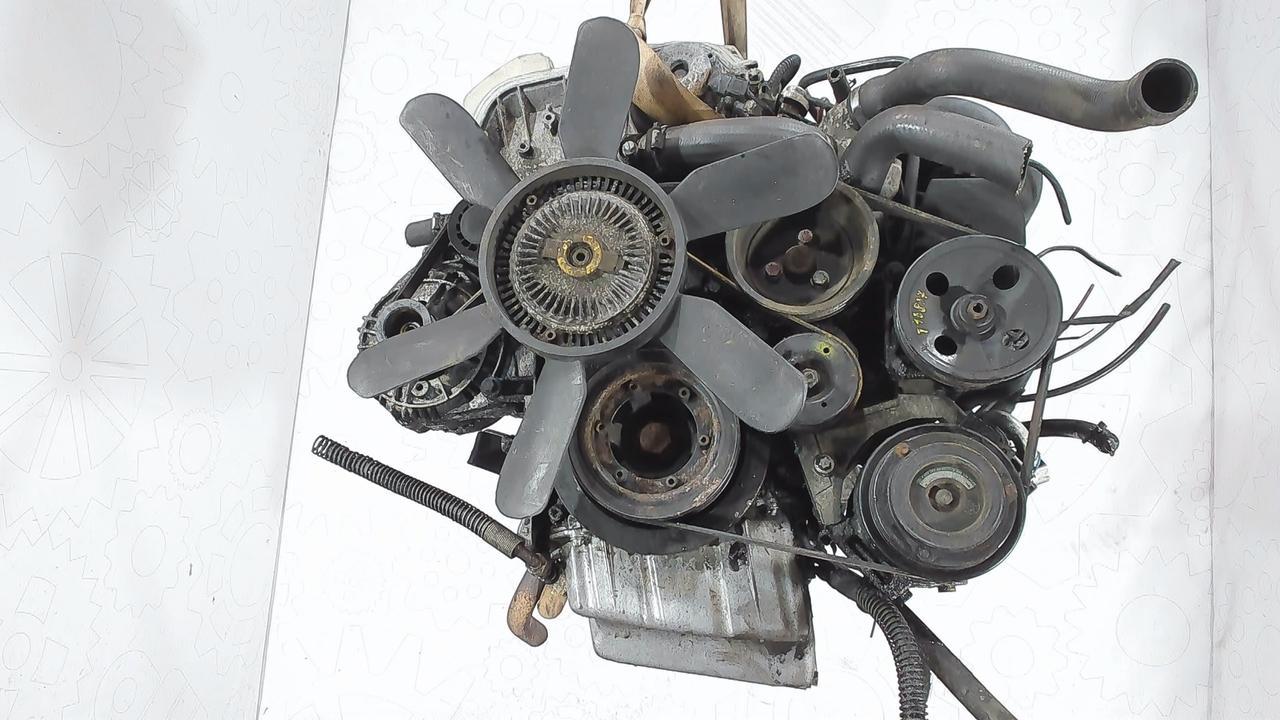Двигатель (ДВС) Mercedes E W210  2.8 л Бензин