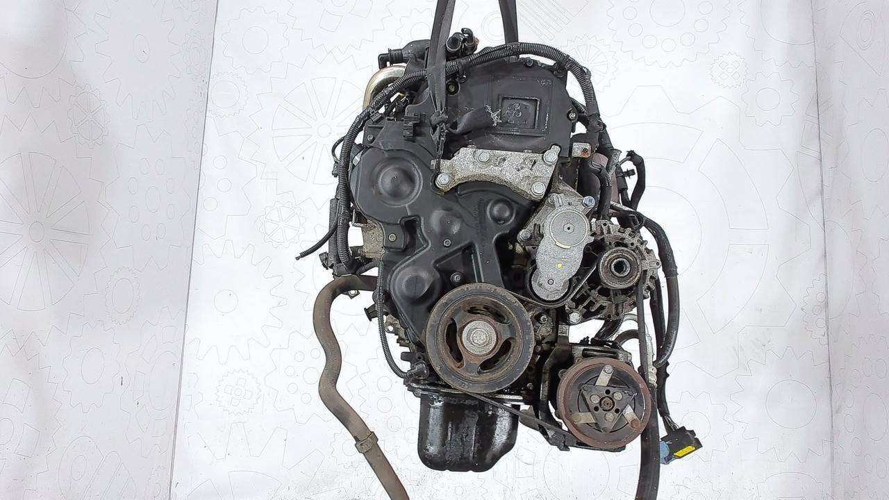 Двигатель (ДВС) Peugeot 207 1.4 л Дизель