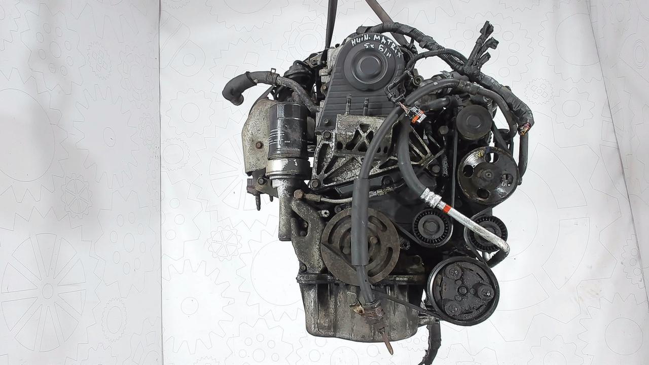 Двигатель (ДВС) Hyundai Matrix 1.5 л Дизель