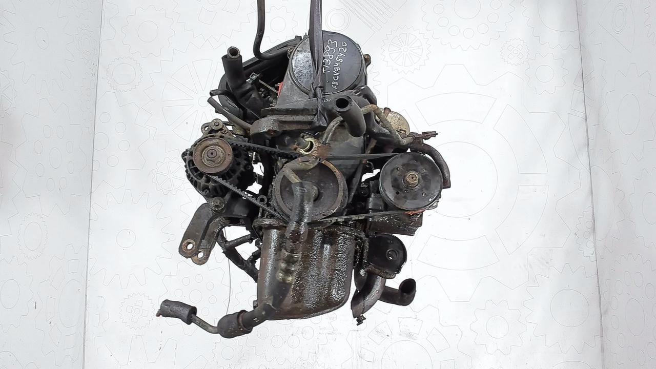 Двигатель (ДВС) Daewoo Matiz 0.8 л Бензин