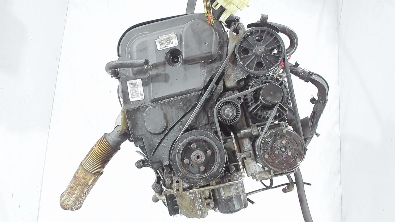 Двигатель (ДВС) Volvo S60  2 л Бензин