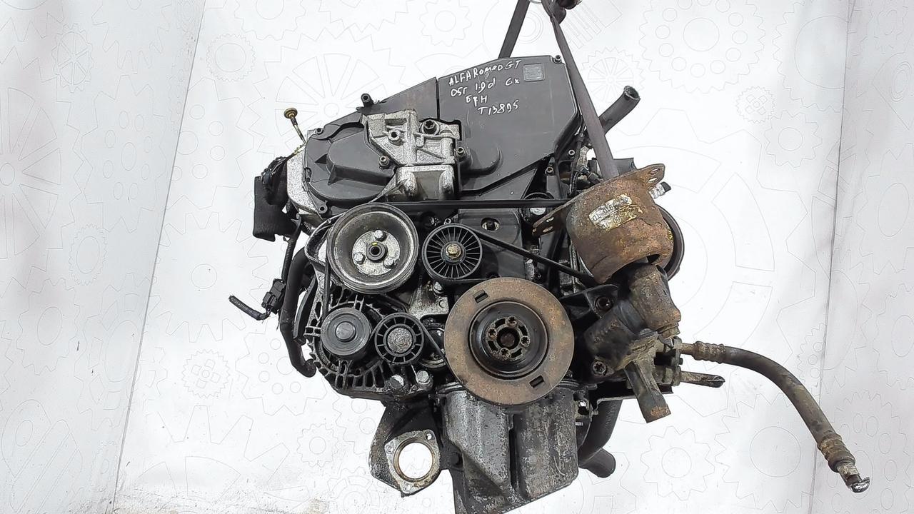 Двигатель (ДВС) Alfa Romeo GT 1.9 л Дизель