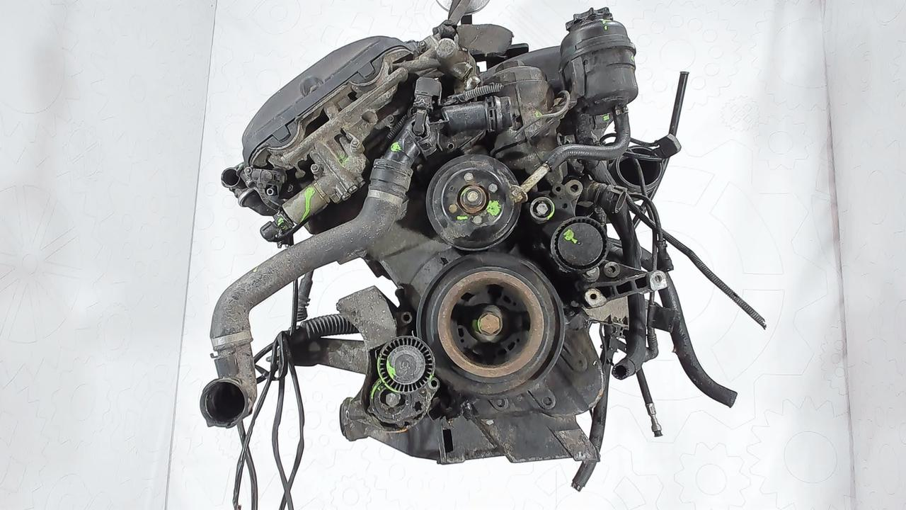 Двигатель (ДВС) BMW X5 E53  3 л Бензин