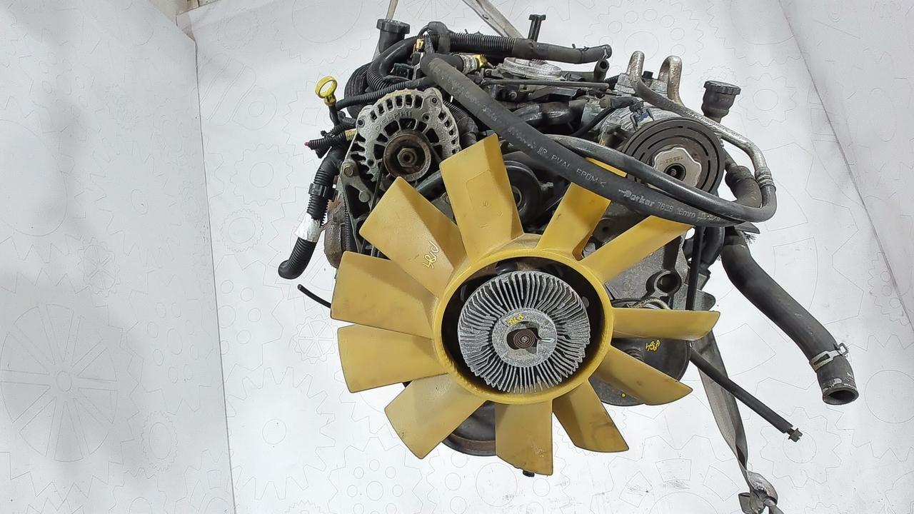 Двигатель (ДВС) Chevrolet Blazer  4.3 л Бензин