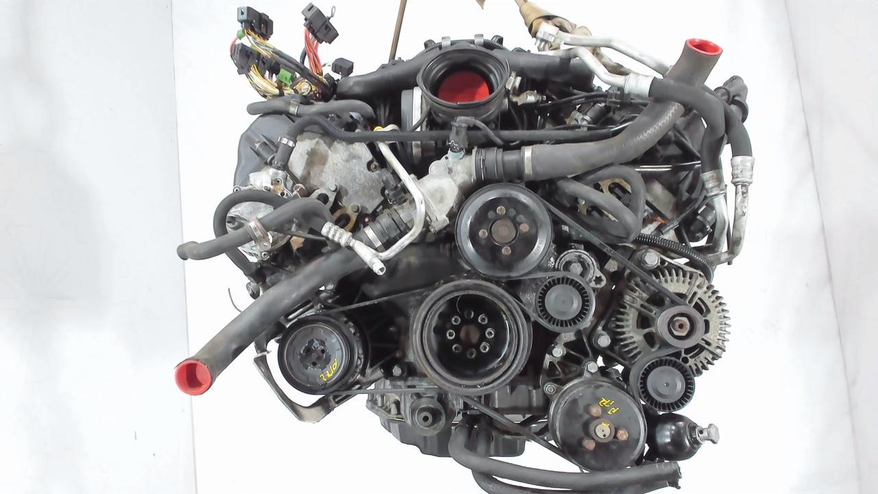 Двигатель (ДВС) BMW 7 E65  4.8 л Бензин