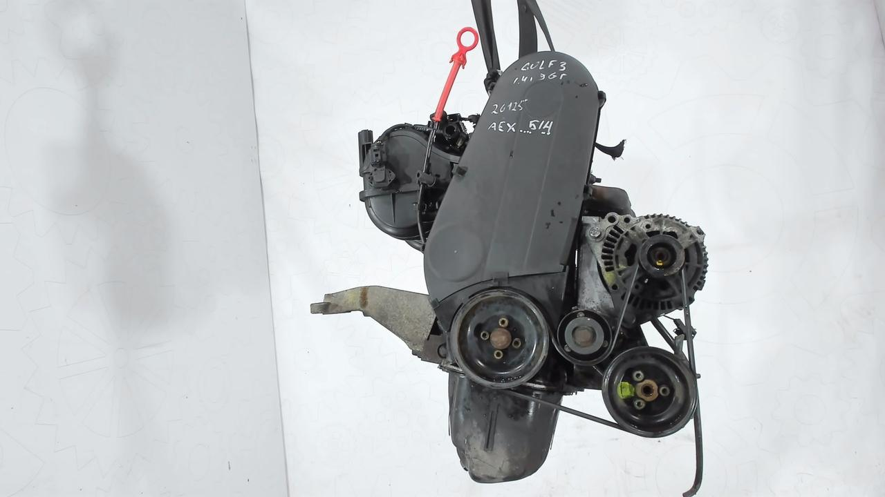 Двигатель (ДВС) Volkswagen Golf 3  1.4 л Бензин
