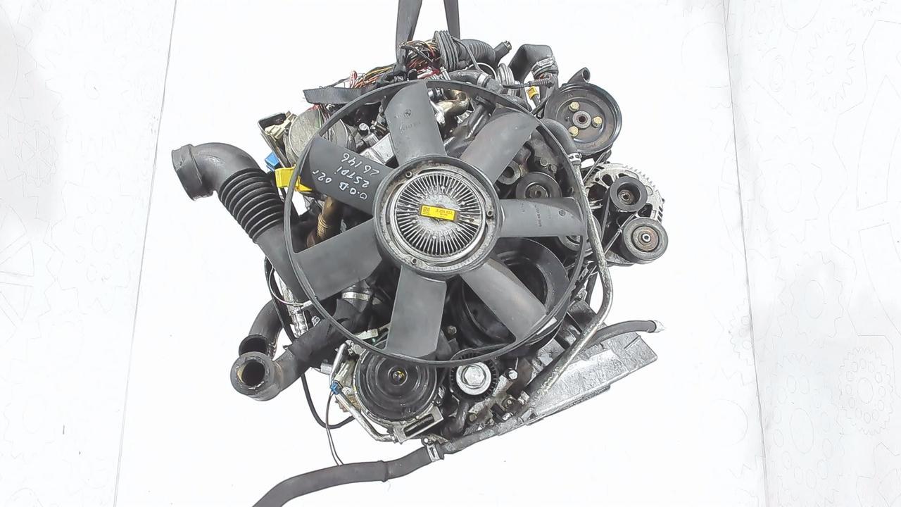 Двигатель (ДВС) Opel Omega  2.5 л Дизель