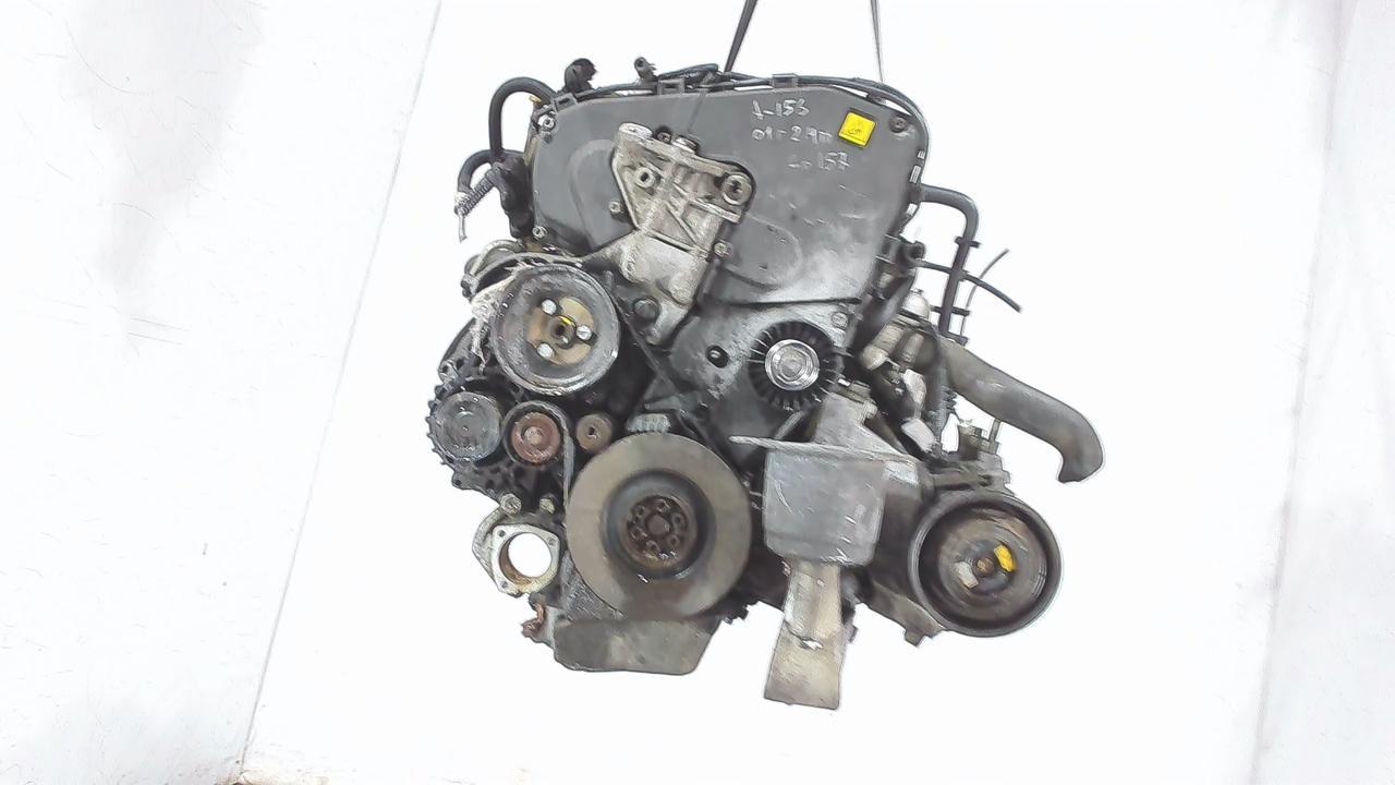 Двигатель (ДВС) Alfa Romeo 156 2.4 л Дизель
