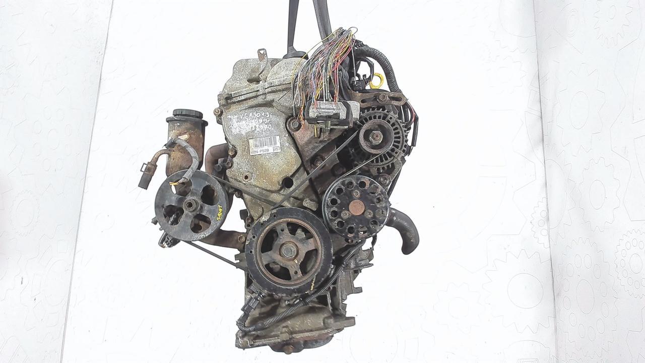 Двигатель (ДВС) Toyota Yaris Verso 1.3 л Бензин