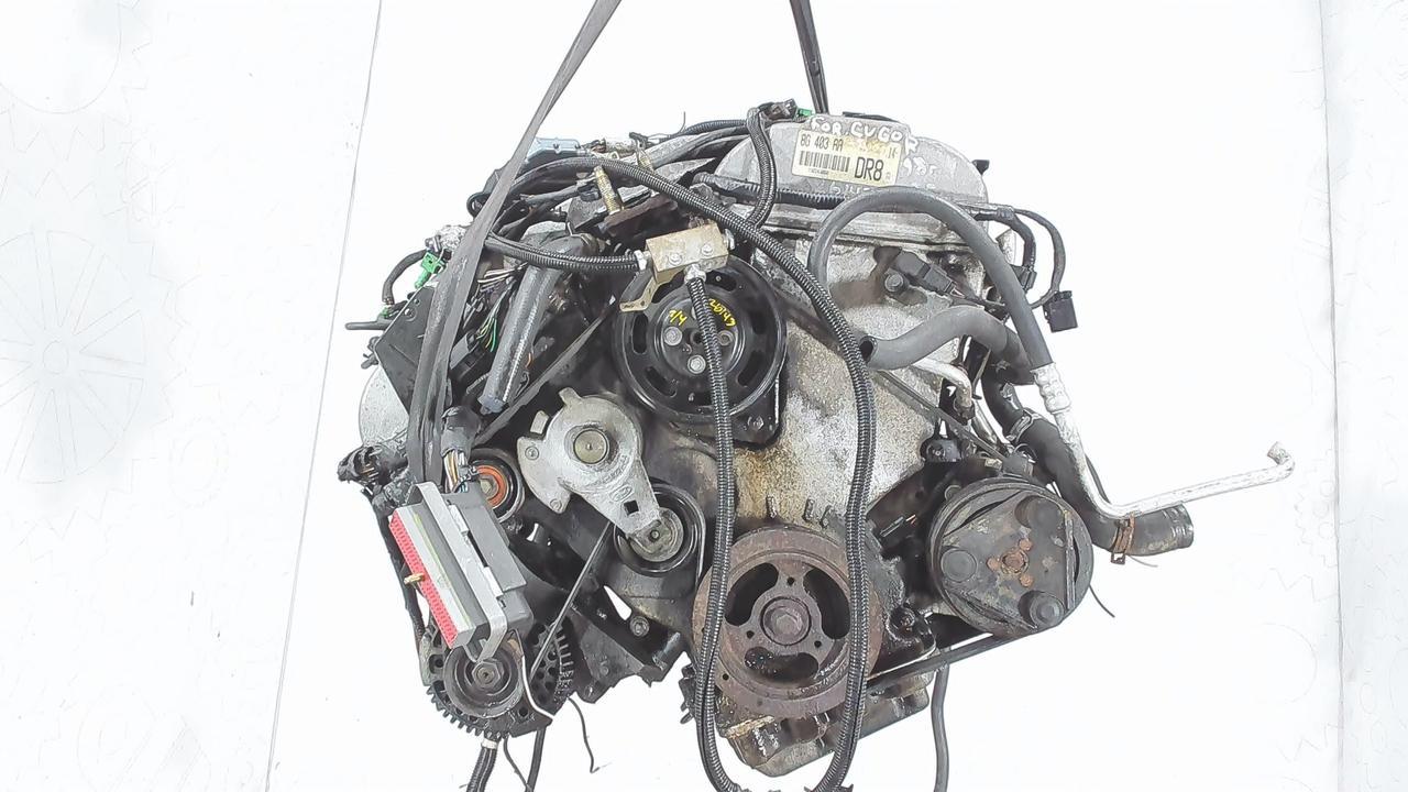 Двигатель (ДВС) Ford Cougar 2.5 л Бензин