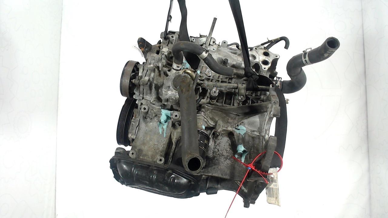Двигатель (ДВС) Toyota Yaris  1.4 л Дизель