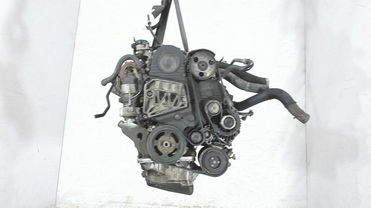 Двигатель (ДВС) Chevrolet Captiva  2 л Дизель