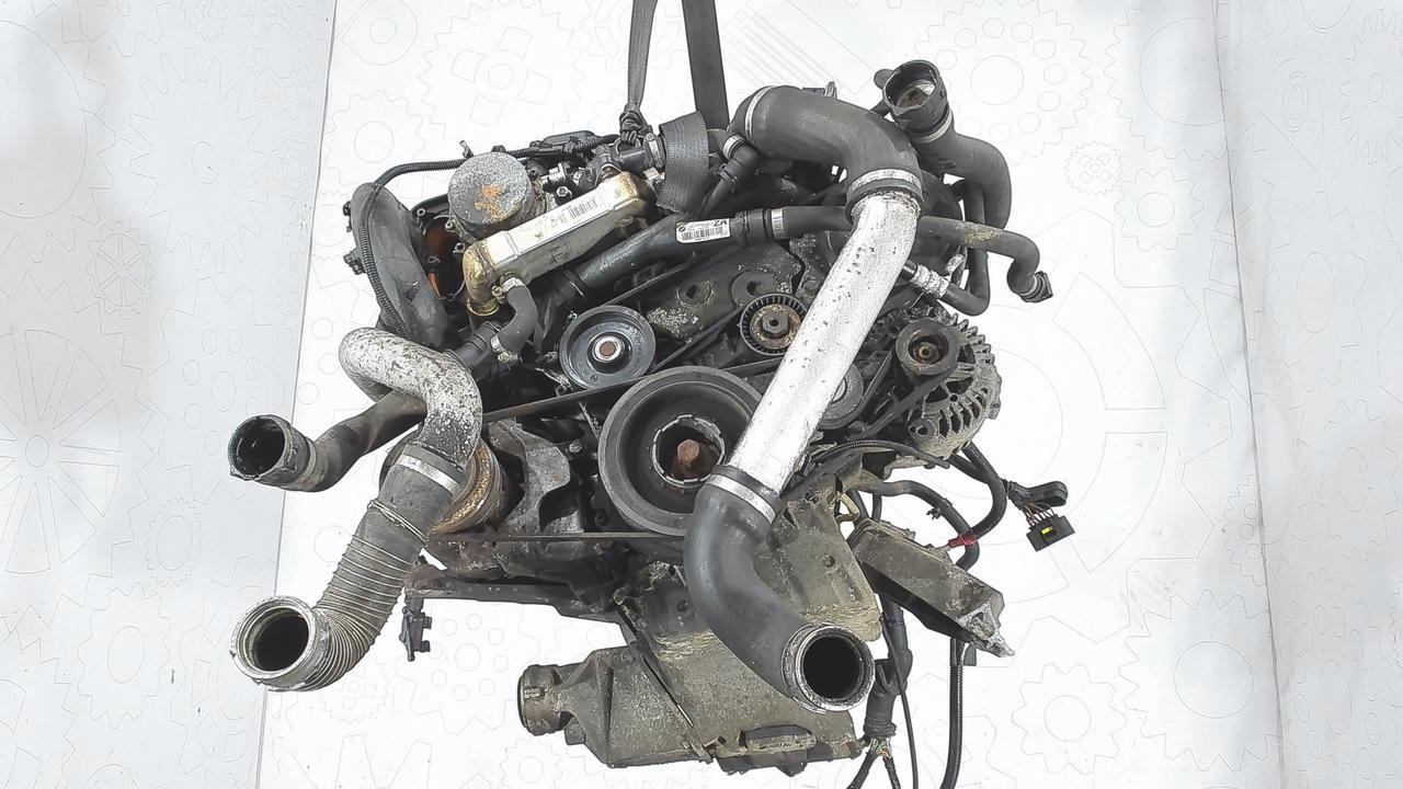 Двигатель (ДВС) BMW X3 E83  2 л Дизель