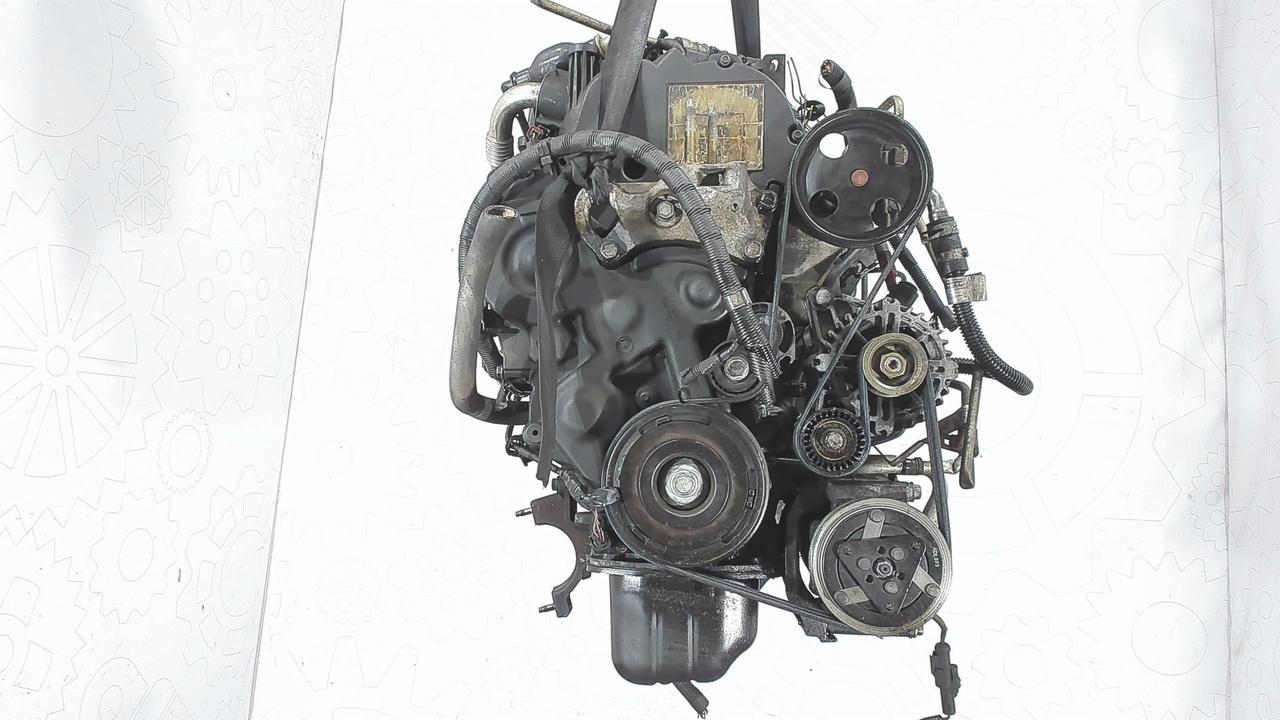 Двигатель (ДВС) Ford Fiesta  1.4 л Дизель