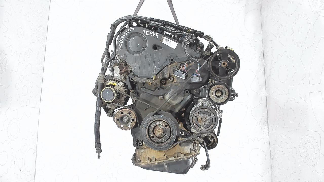 Двигатель (ДВС) Toyota Corolla Verso  2 л Дизель