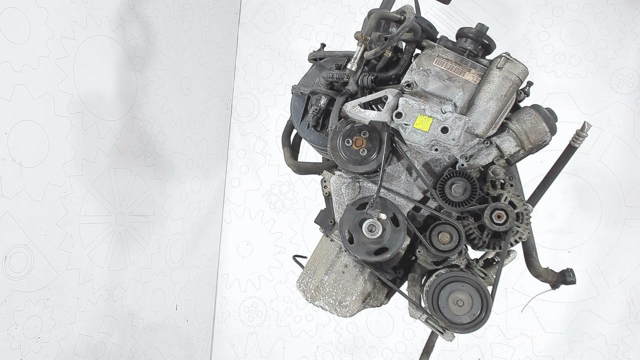 Двигатель (ДВС) Volkswagen Golf Plus 1.6 л Бензин
