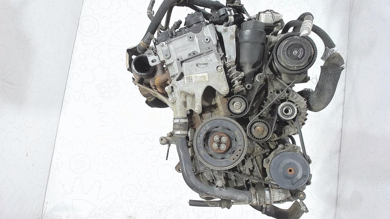 Двигатель (ДВС) Jeep Compass  2.1 л Дизель