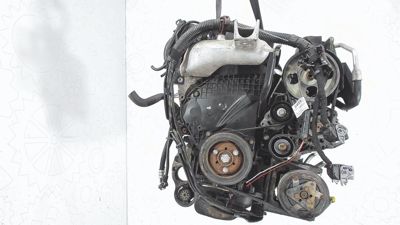 Двигатель (ДВС) Peugeot 206 1.4 л Бензин