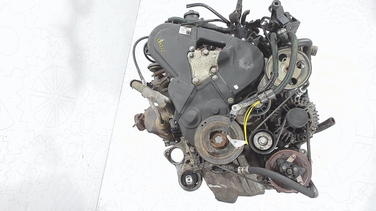 Двигатель (ДВС) Peugeot 807 2.2 л Дизель