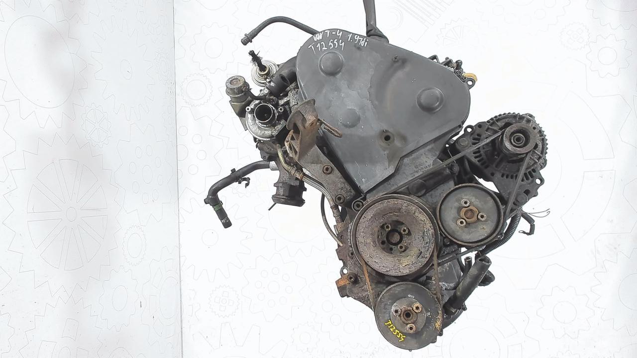 Двигатель (ДВС) Volkswagen Transporter 4  1.9 л Дизель