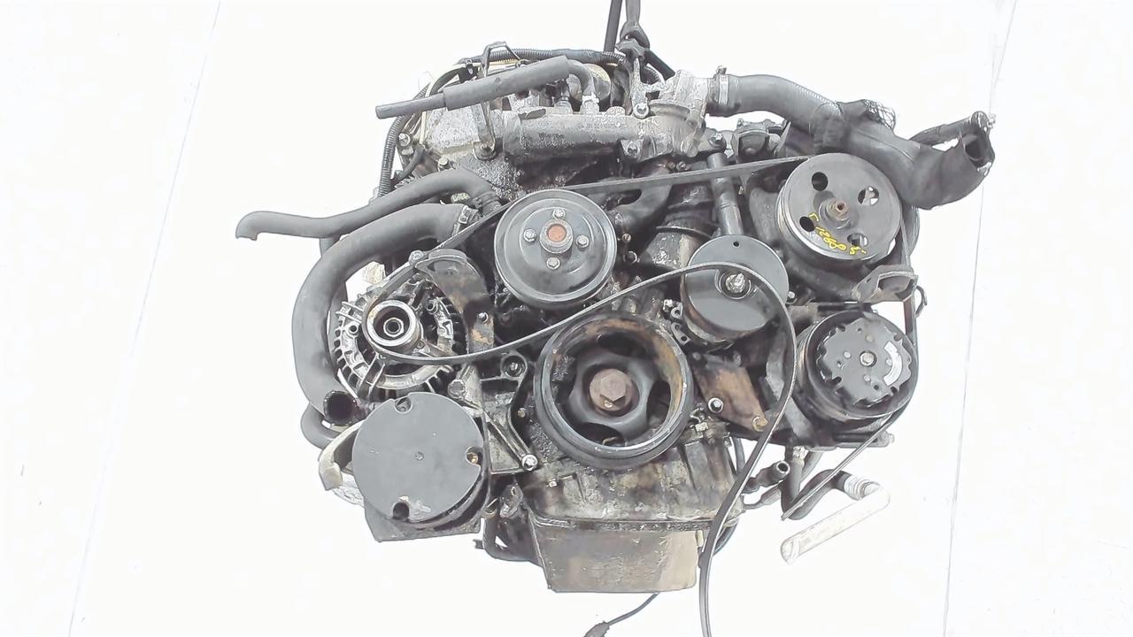 Двигатель (ДВС) Mercedes C W203  2 л Бензин