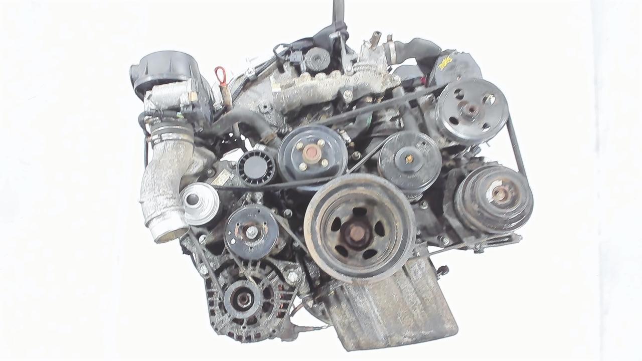 Двигатель (ДВС) Mercedes CLK W208  2.3 л Бензин