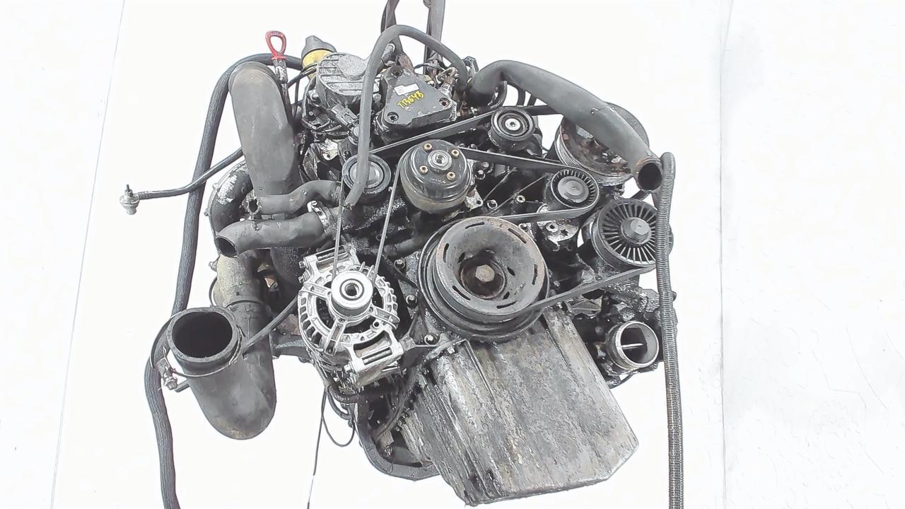 Двигатель (ДВС) Mercedes Sprinter  2.1 л Дизель