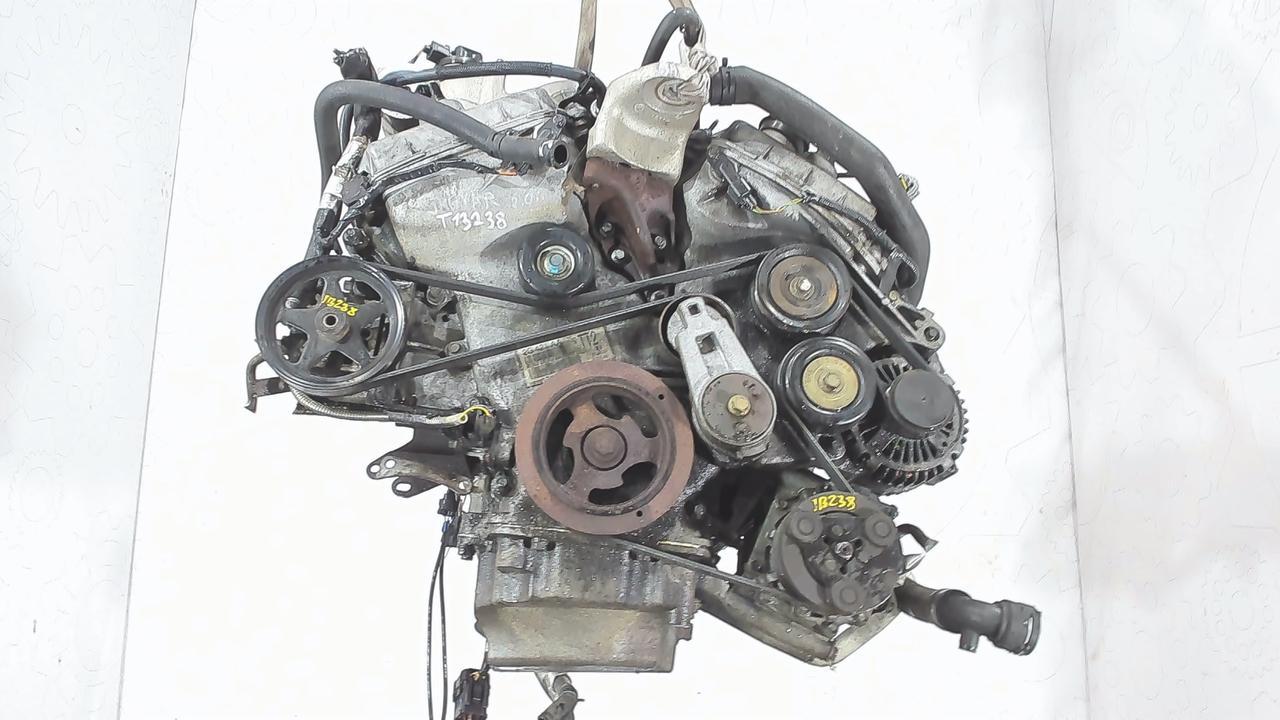 Двигатель (ДВС) Jaguar Xtype 2 л Бензин