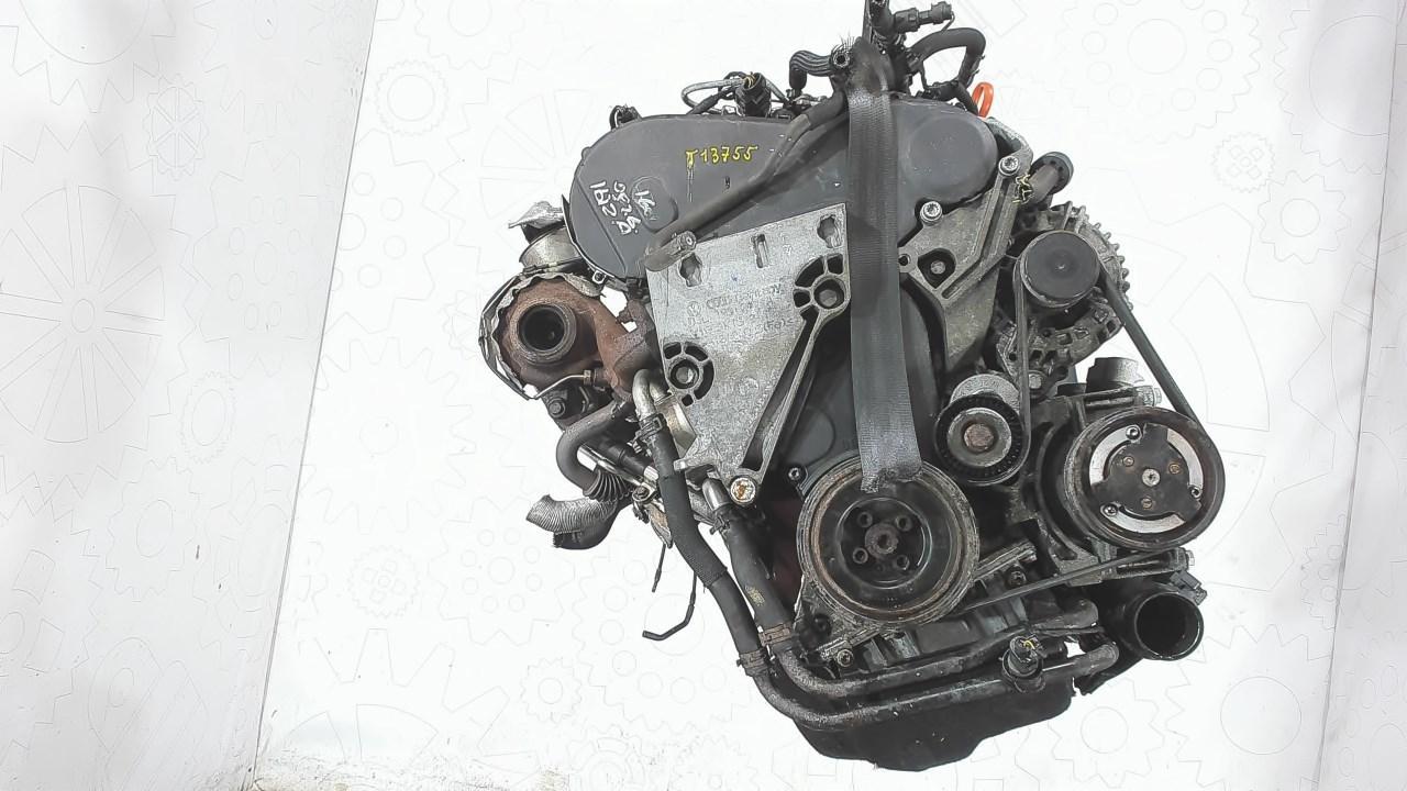 Двигатель (ДВС) Seat Ibiza 5  1.6 л Дизель