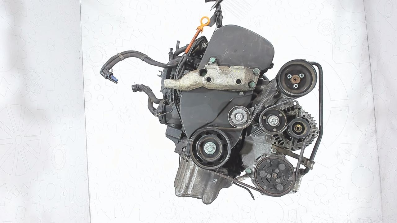 Двигатель (ДВС) Seat Toledo 2  1.6 л Бензин