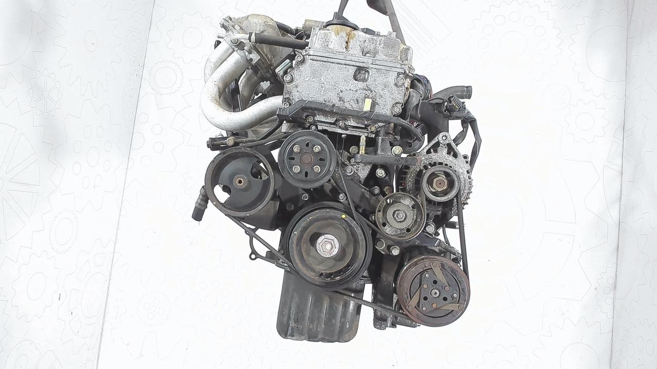 Двигатель (ДВС) Nissan Almera Tino 1.8 л Бензин