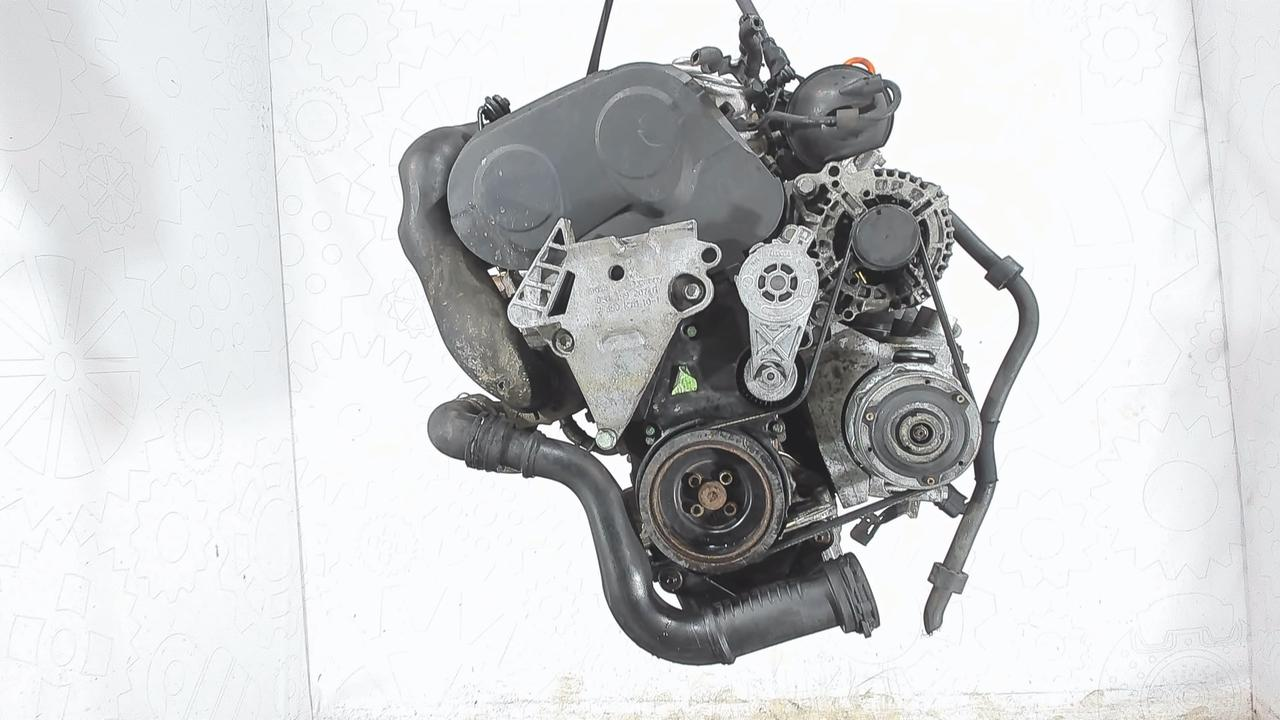Двигатель (ДВС) Volkswagen Jetta 5  2 л Дизель