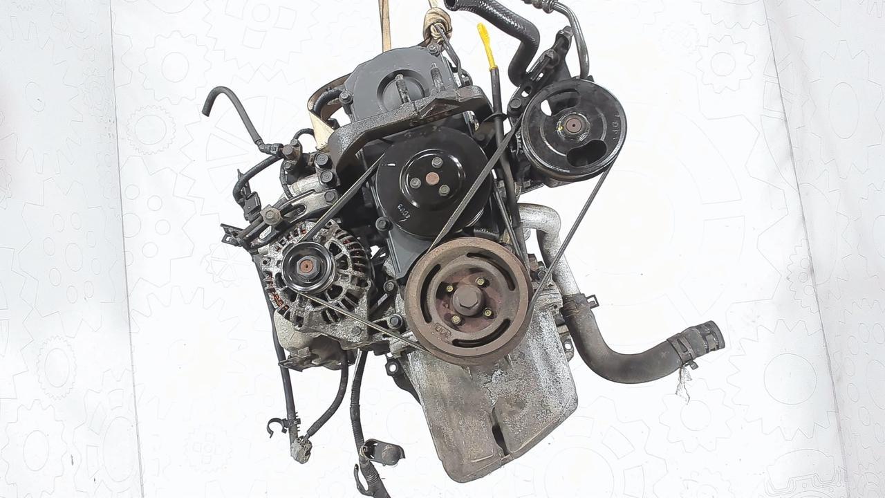 Двигатель (ДВС) KIA Rio  1.3 л Бензин