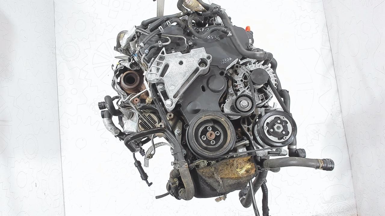 Двигатель (ДВС) Volkswagen Golf 7  1.6 л Дизель
