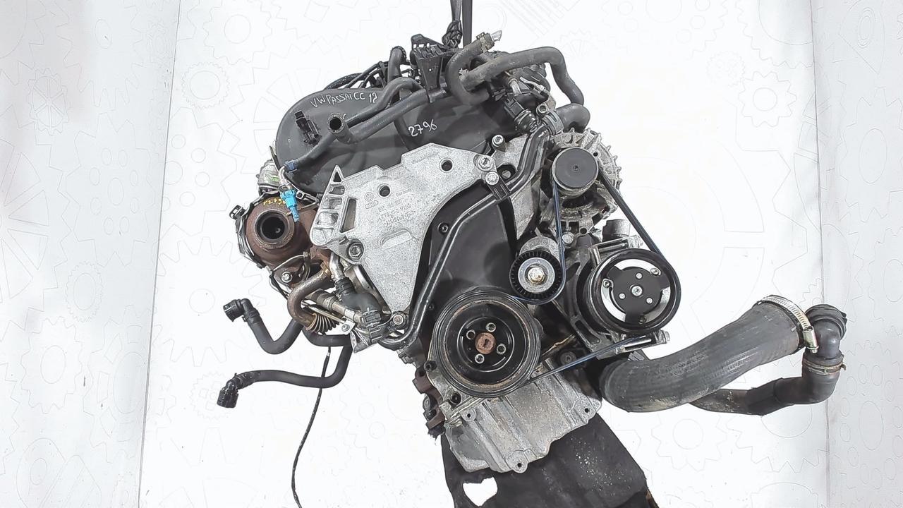 Двигатель (ДВС) Volkswagen Passat CC  2 л Дизель