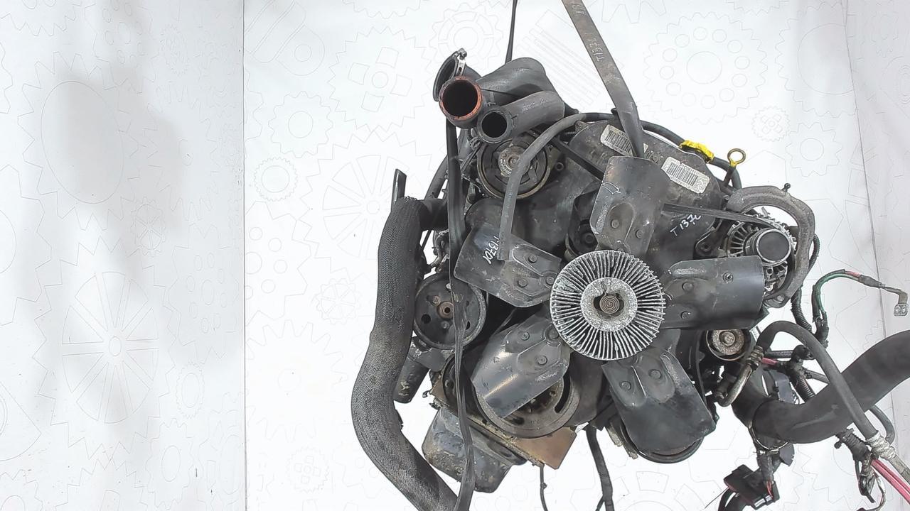 Двигатель (ДВС) Jeep Liberty  2.8 л Дизель