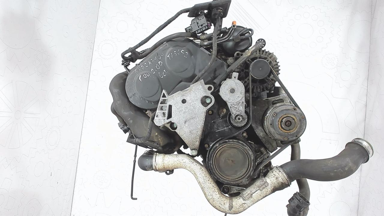 Двигатель (ДВС) Audi A3 (8PA)  2 л Дизель