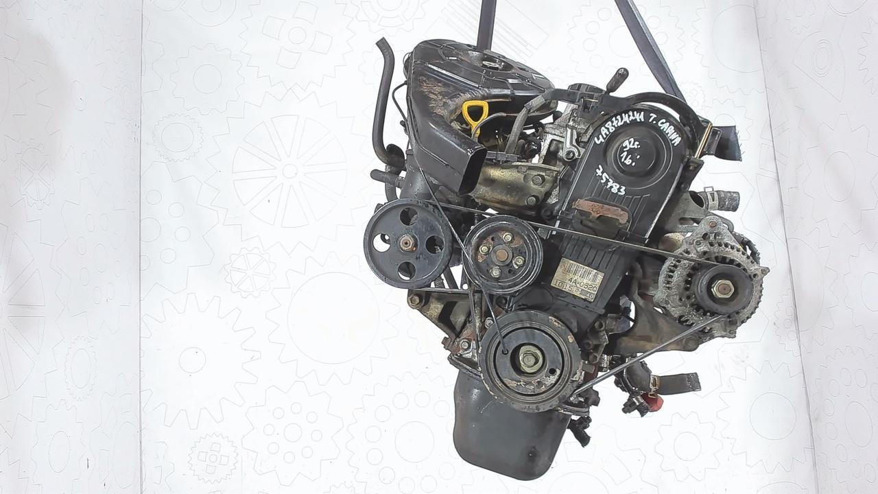 Двигатель (ДВС) Toyota Carina 2 1987 1.6 л Бензин