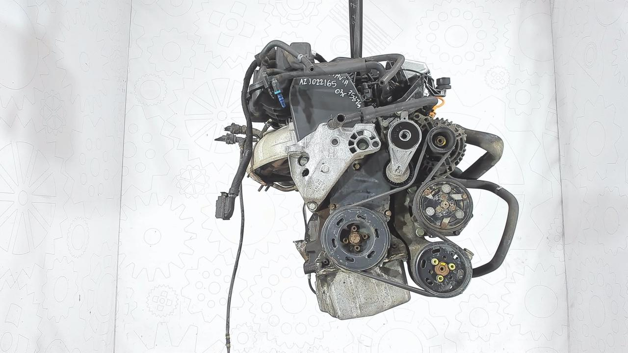 Двигатель (ДВС) Skoda Octavia (A4 1U) 2 л Бензин