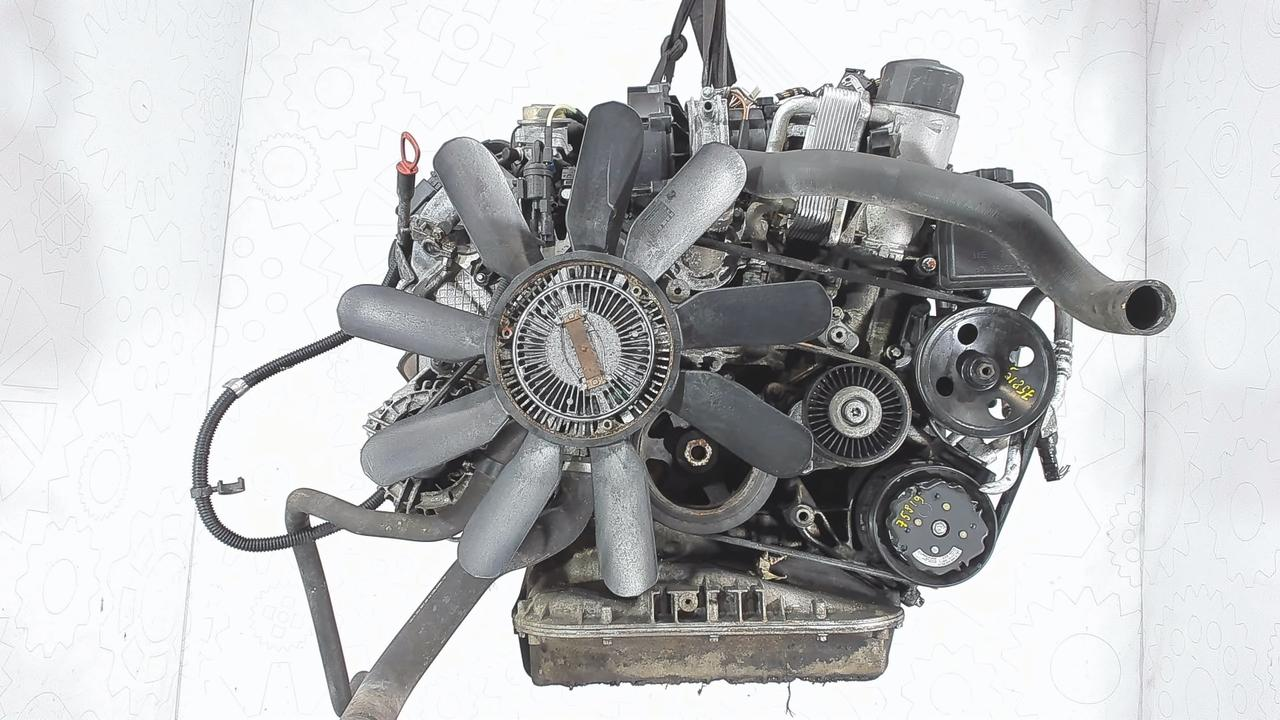 Двигатель (ДВС) Mercedes ML W163  3.7 л Бензин