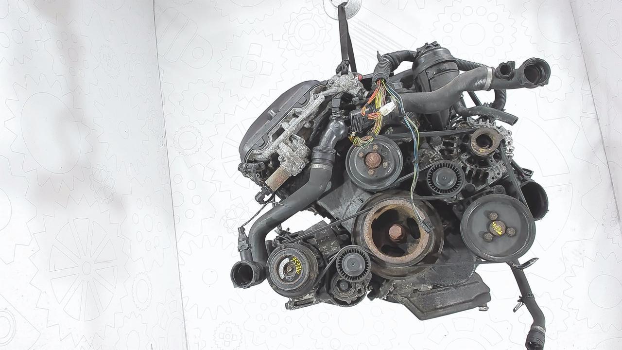 Двигатель (ДВС) BMW 3 E46  2.5 л Бензин