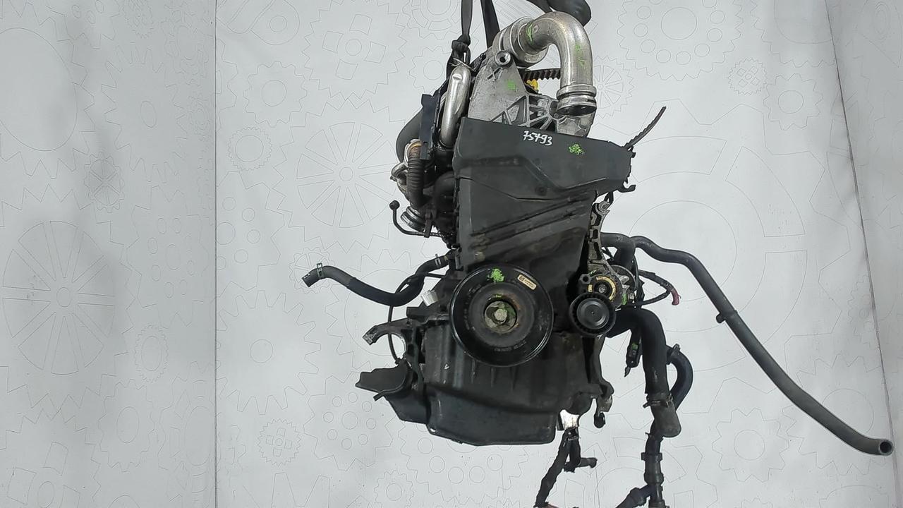 Двигатель (ДВС) Renault Megane 3  1.5 л Дизель