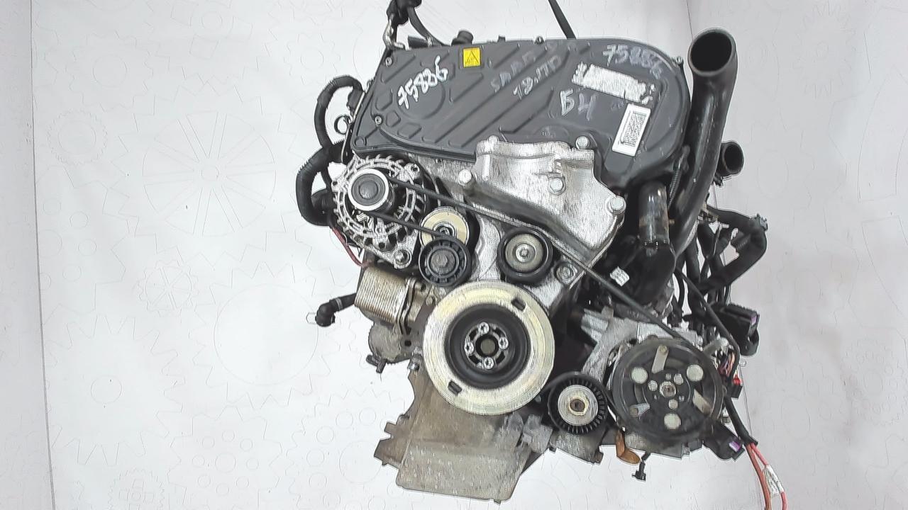Двигатель (ДВС) Saab 09.03. 1.9 л Дизель