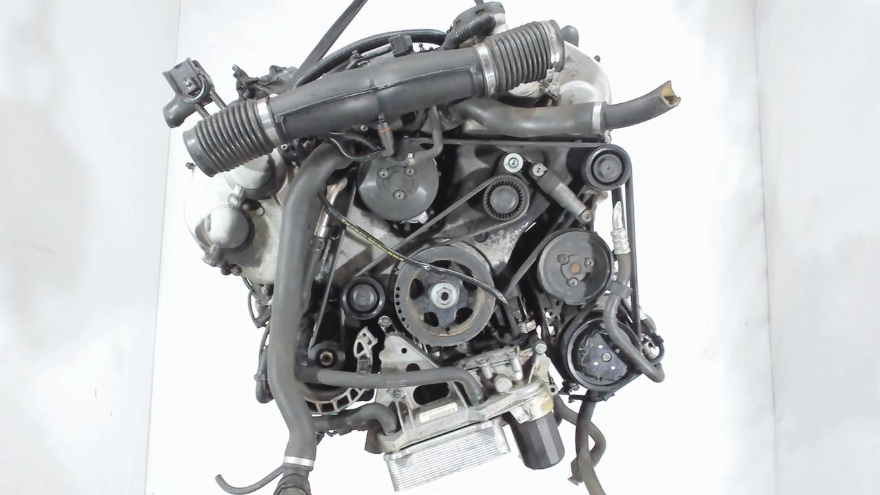 Двигатель (ДВС) Porsche Cayenne  4.5 л Бензин