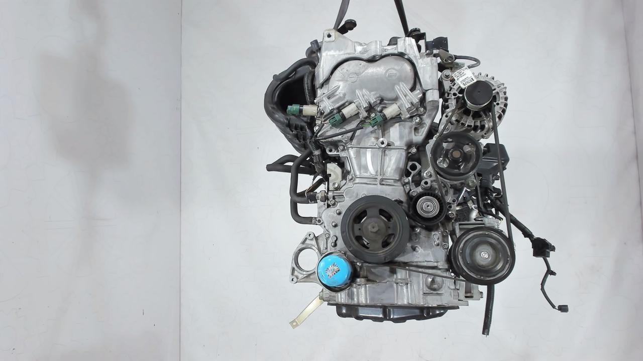 Двигатель (ДВС) Renault Koleos  2.5 л Бензин