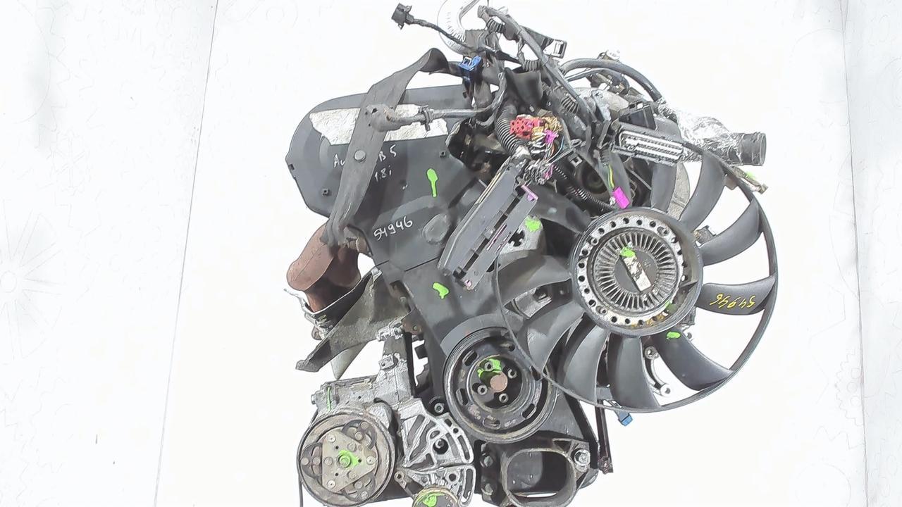 Двигатель (ДВС) Audi A4 (B5)  1.8 л Бензин