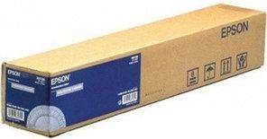 Бумага Epson Premium Semigloss Photo Paper 170 гр/м2, 1118 мм х 30,5 м (арт. C13S041395)