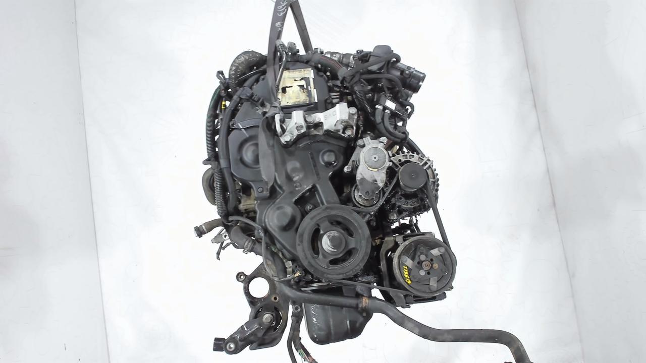 Двигатель (ДВС) Peugeot 308 1.6 л Дизель